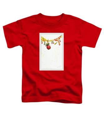 Dahi Handi Toddler T-Shirt