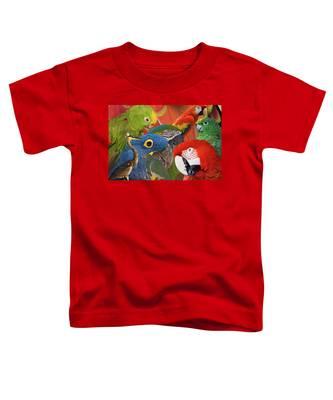 Florida Birds Toddler T-Shirt