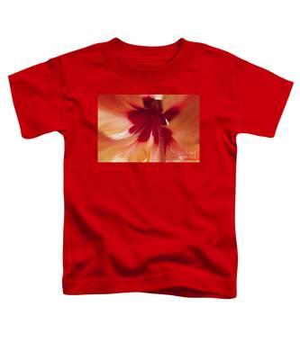 Inside Hibiscus Toddler T-Shirt
