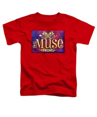 La Muse, Sign Toddler T-Shirt