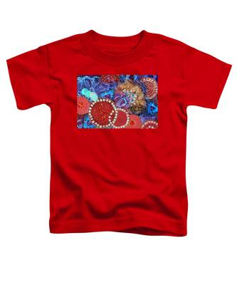 Ruby Slippers 3 Toddler T-Shirt