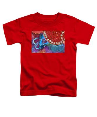 Ruby Slippers 4 Toddler T-Shirt