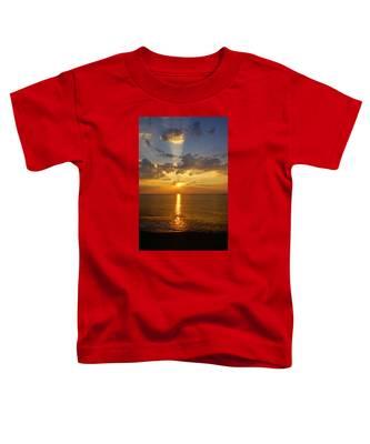 Spiritual Sunrise Toddler T-Shirt