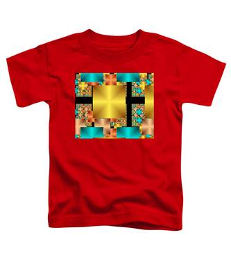 Squares Toddler T-Shirt