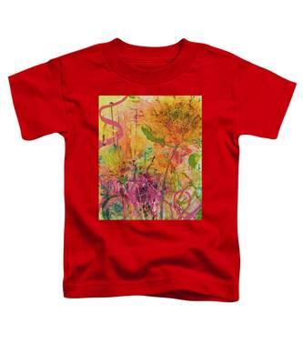 Think Pink Toddler T-Shirt