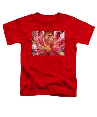 Magical Succulent Toddler T-Shirt