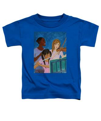 In Harmony Toddler T-Shirt