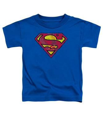 Clark Kent Toddler T-Shirts