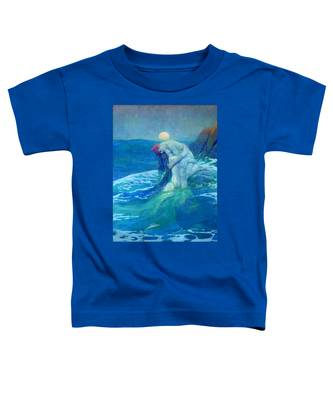 The Mermaid Toddler T-Shirt