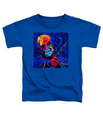 Larry Carlton Toddler T-Shirt