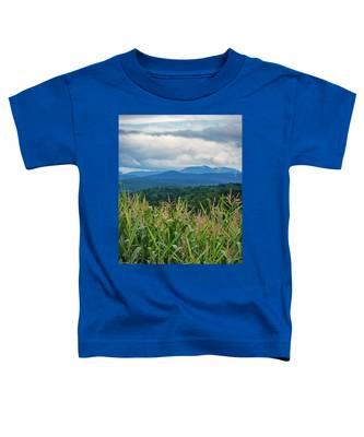 As High As An Elephants Eye Toddler T-Shirt