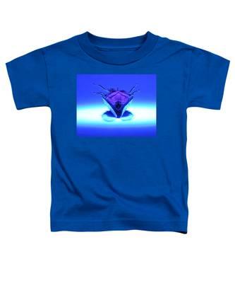 Cicada In Uv Toddler T-Shirt