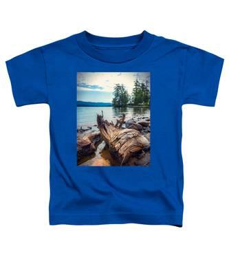 Lake George Palette Toddler T-Shirt