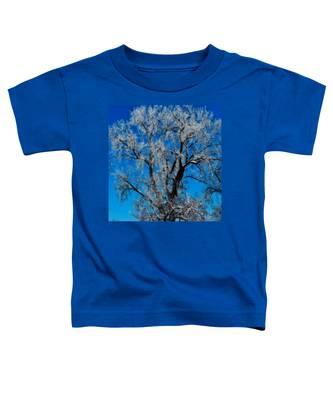 Natures Lace Toddler T-Shirt