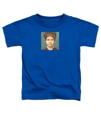 Queen Liliuokalani Toddler T-Shirt