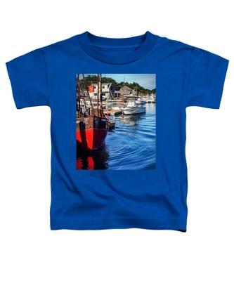 Red White Blue Toddler T-Shirt