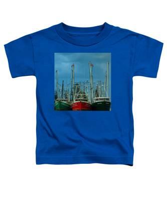 Shrimpers Toddler T-Shirt