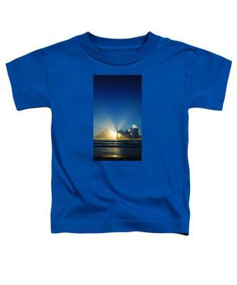 Sun Ray Sunrise Toddler T-Shirt