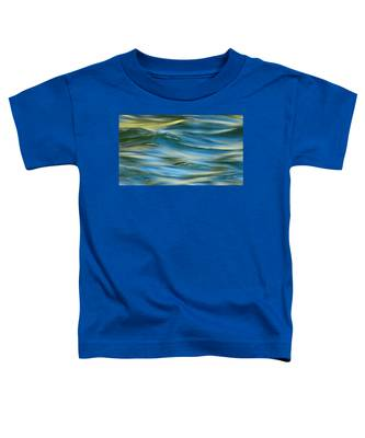 Sunlight Over The River Toddler T-Shirt