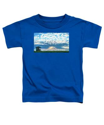Sunrise Hope Delray Beach Florida Toddler T-Shirt