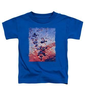 Sunset Flakes Toddler T-Shirt