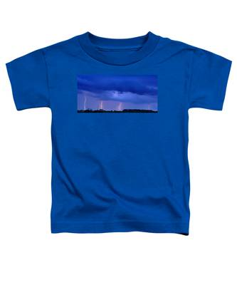 The Approching Storm Toddler T-Shirt