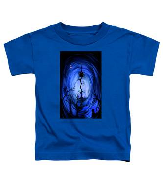 There's A Light Toddler T-Shirt