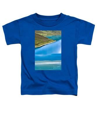 Turquoise Water Toddler T-Shirt