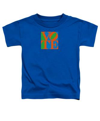 Vote Toddler T-Shirt