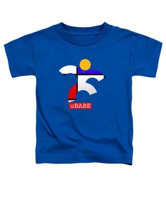 Dance De Stijl Toddler T-Shirt