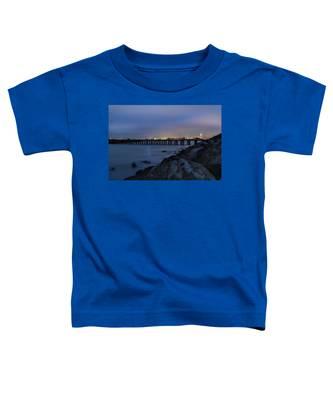 Night Pier- Toddler T-Shirt
