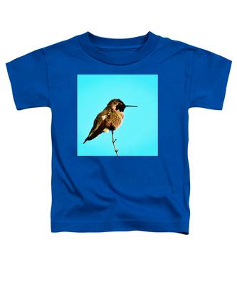 Toddler T-Shirt featuring the photograph Perfect Posing by Judy Kennedy