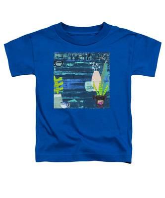 Teatime Three Toddler T-Shirt