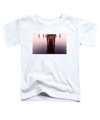 Dock At Twilight Toddler T-Shirt