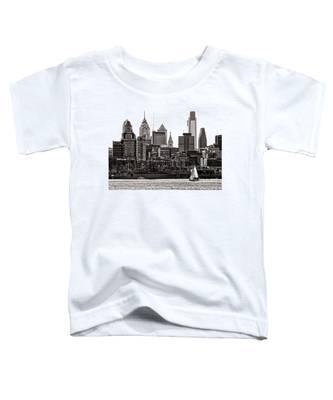 Center City Philadelphia Toddler T-Shirt