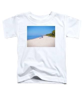 A Day At Naples Beach Toddler T-Shirt