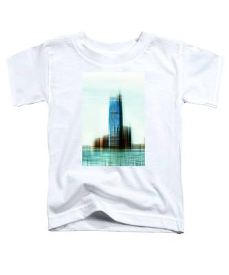 A Look To New Jersey II - Steel Toddler T-Shirt