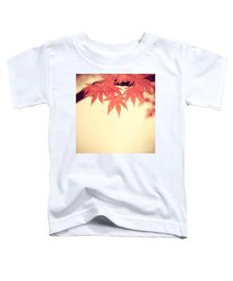 Beautiful Fall Toddler T-Shirt
