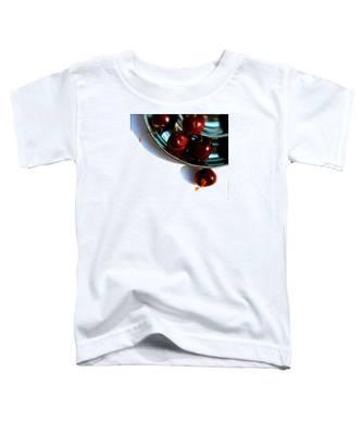 Bowl Of Cherries Toddler T-Shirt