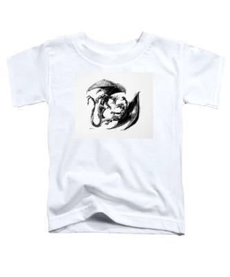 Dragon Love Toddler T-Shirt