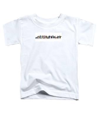Evolution Toddler T-Shirt