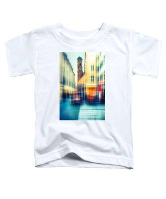 Frauenkirche - Munich V - Vintage Toddler T-Shirt