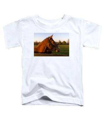 Golden Light Toddler T-Shirt