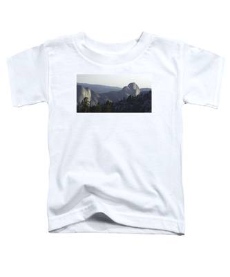Half Dome From Olmsted Pt Toddler T-Shirt