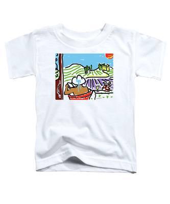 My Tuscany Dream 2 Toddler T-Shirt