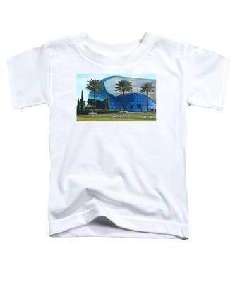 The Salvador Dali Museum Toddler T-Shirt