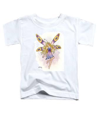 Spring Fairy Toddler T-Shirt