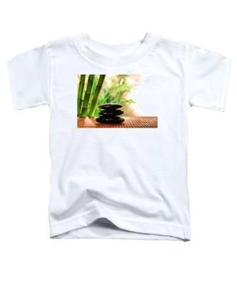 Stone Cairn Toddler T-Shirt
