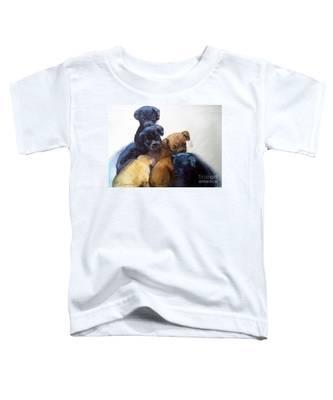 Stray Puppies Toddler T-Shirt