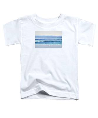 Summer Seascape Toddler T-Shirt